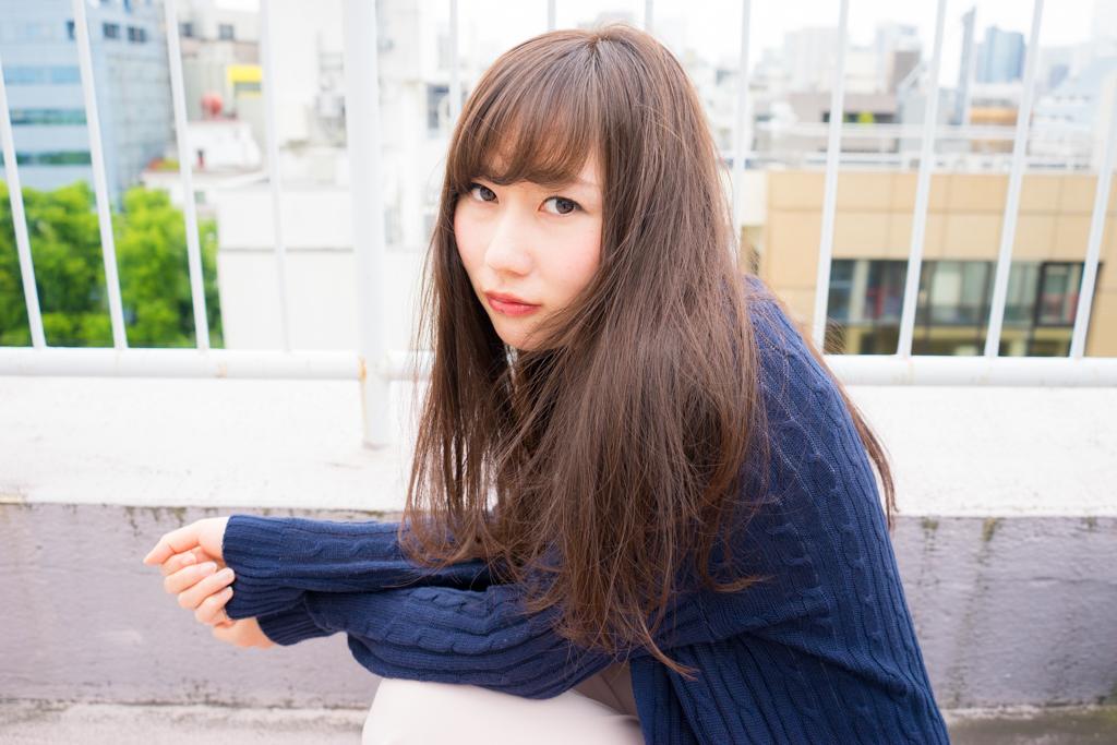 モデルさんの撮影を、再びはじめました。