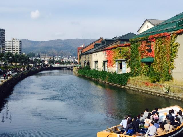 札幌ー小樽に行ってきました。